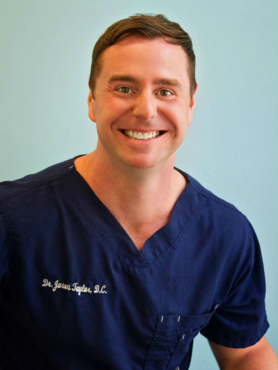 Meet Dr. Jason Taylor