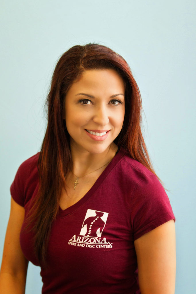 Shellie - Massage Therapist and Chiropractic Assistant