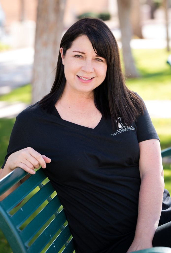 Patricia - Massage Therapist and Chiropractic Assistant