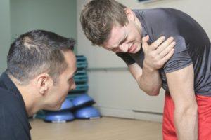 Frozen Shoulder and Shoulder Injuries