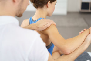 Frozen Shoulder and Shoulder Injuries