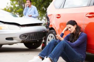 Auto accidents causing whiplash Injuries