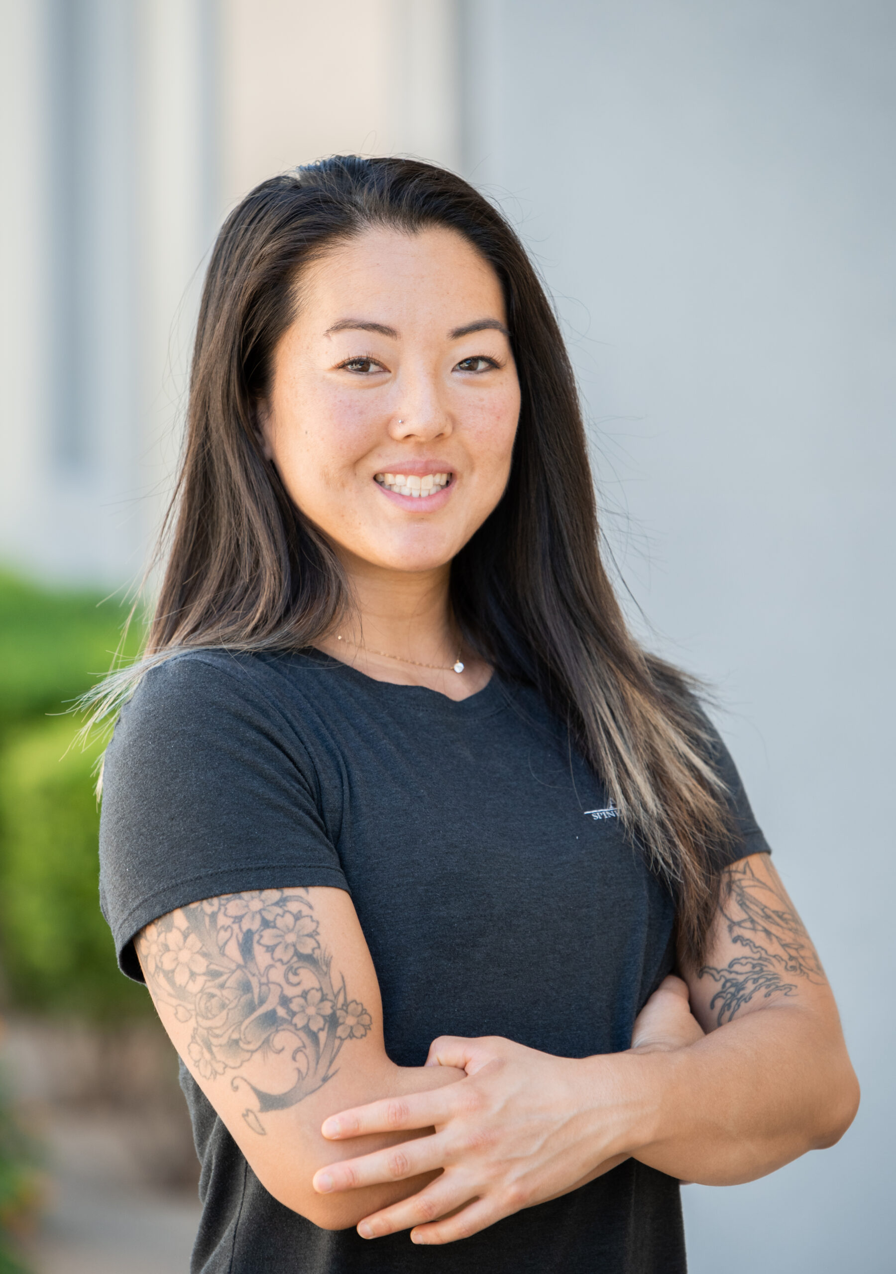 Jess Shedlock – Massage Therapist and Personal Trainer