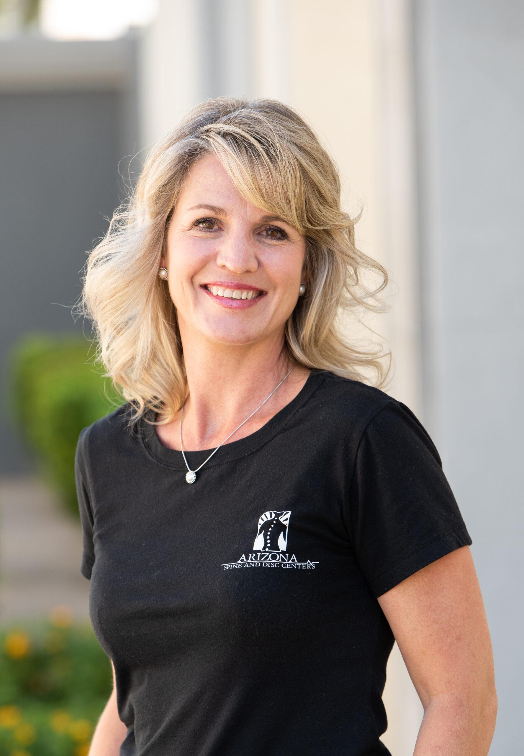 Kim Bennett - Front Desk Manager